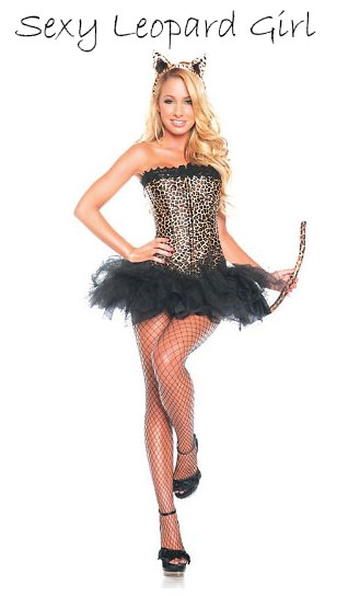 sexy-halloween-costme-leopard
