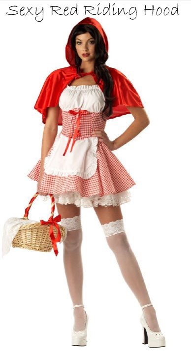 red riding hood costume women sexy