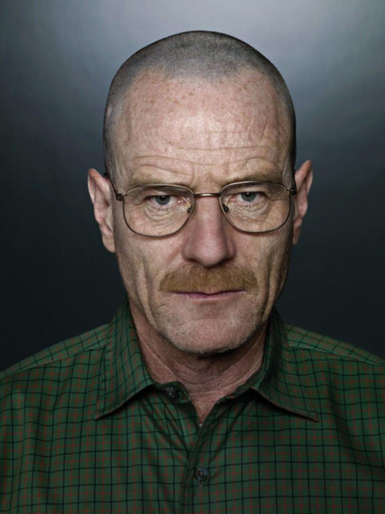 Regular Walter White Face