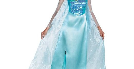 Elsa from Frozen - Women's Halloween Costume