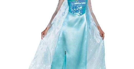 Elsa from Frozen - Women's Halloween Costume